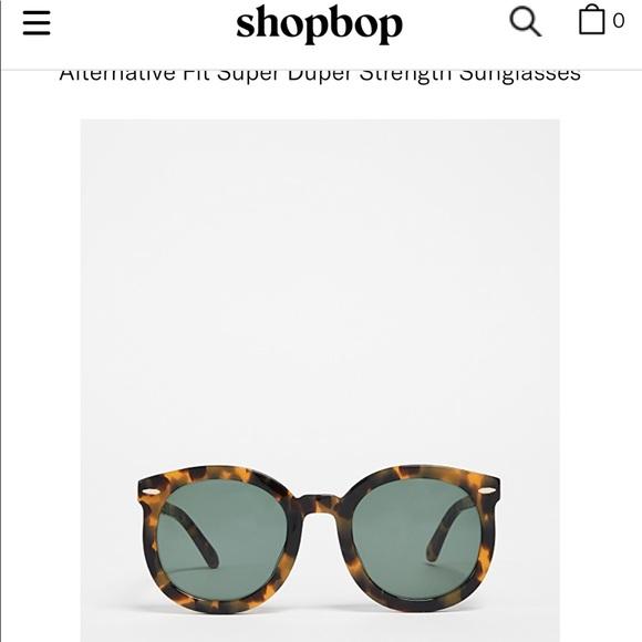f56e0a60cbec Karen Walker Accessories - Karen Walker Super Duper Strength Sunglasses